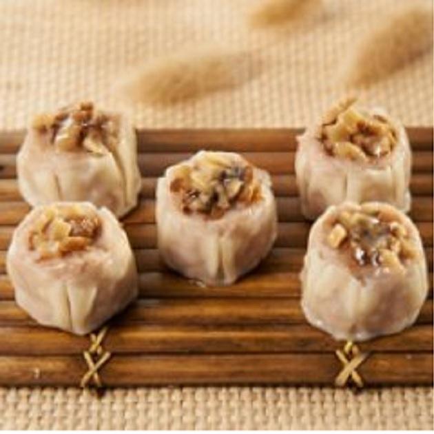 港式香菇燒賣 1