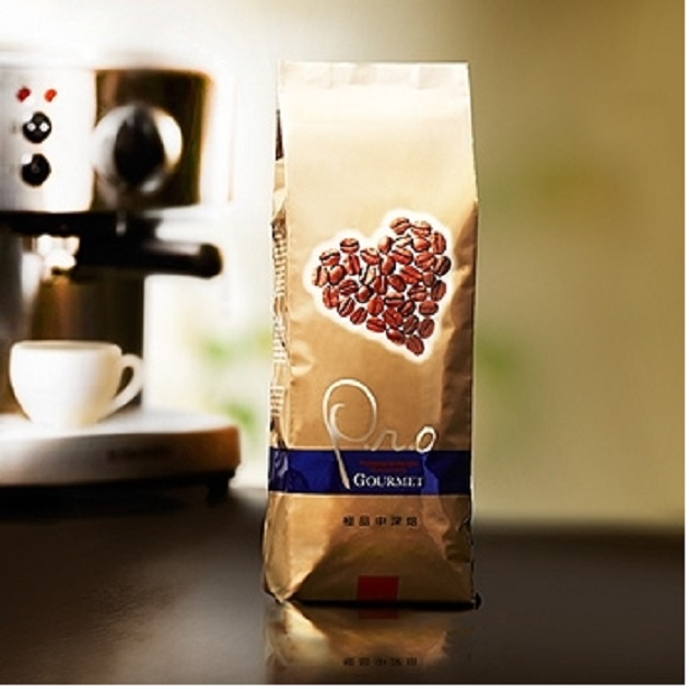 極品中深焙咖啡豆 1